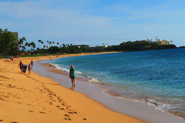 Kahekili Beach Park - Maui - Hawaii
