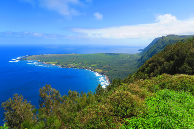 Kalaupapa Overlook - Molokai - Hawaii