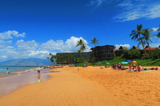 Keawakapu Beach 2 - Maui - Hawaii