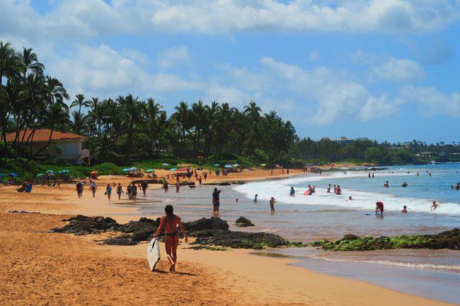 Keawakapu Beach - Maui - Hawaii