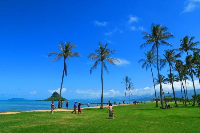Kualoa Regional Park - Oahu - Hawaii