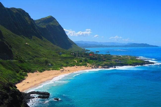 Makapu'u Scenic Lookout - Oahu - Hawaii