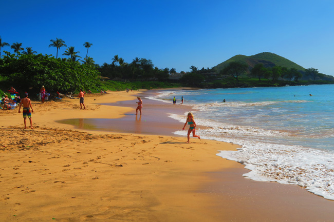 Maluaka Beach - Maui - Hawaii