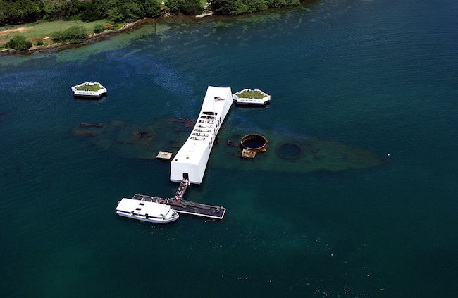 Pearl Harbor Museum - Oahu- Hawaii