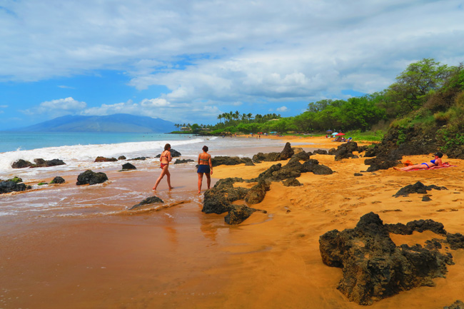 Po'olenalena Beach Park 2 - Maui - Hawaii