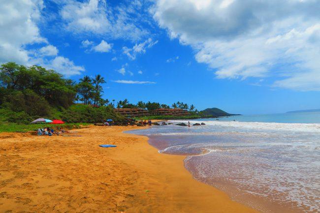 Po'olenalena Beach Park - Maui - Hawaii