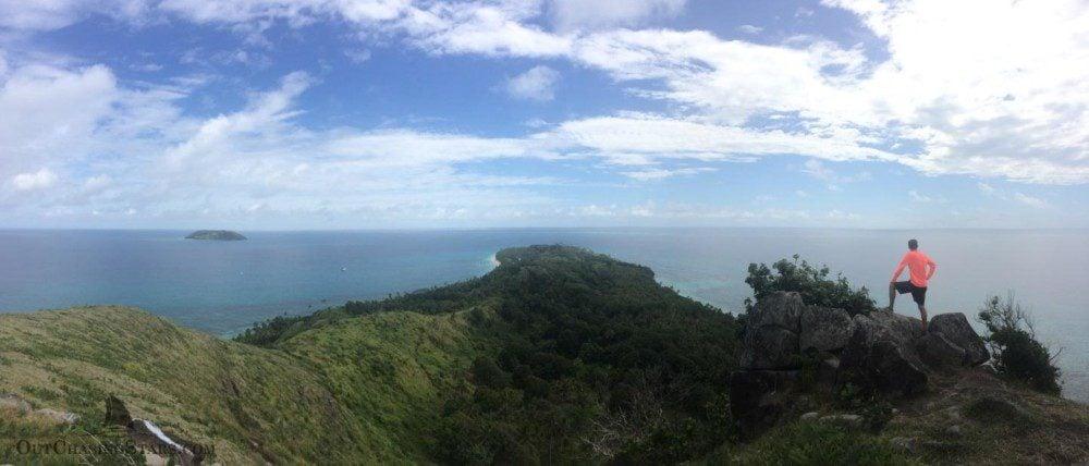 Starry Horizons - Hiking Dravuni in Fiji