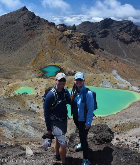 Starry Horizons - road trip New Zealand