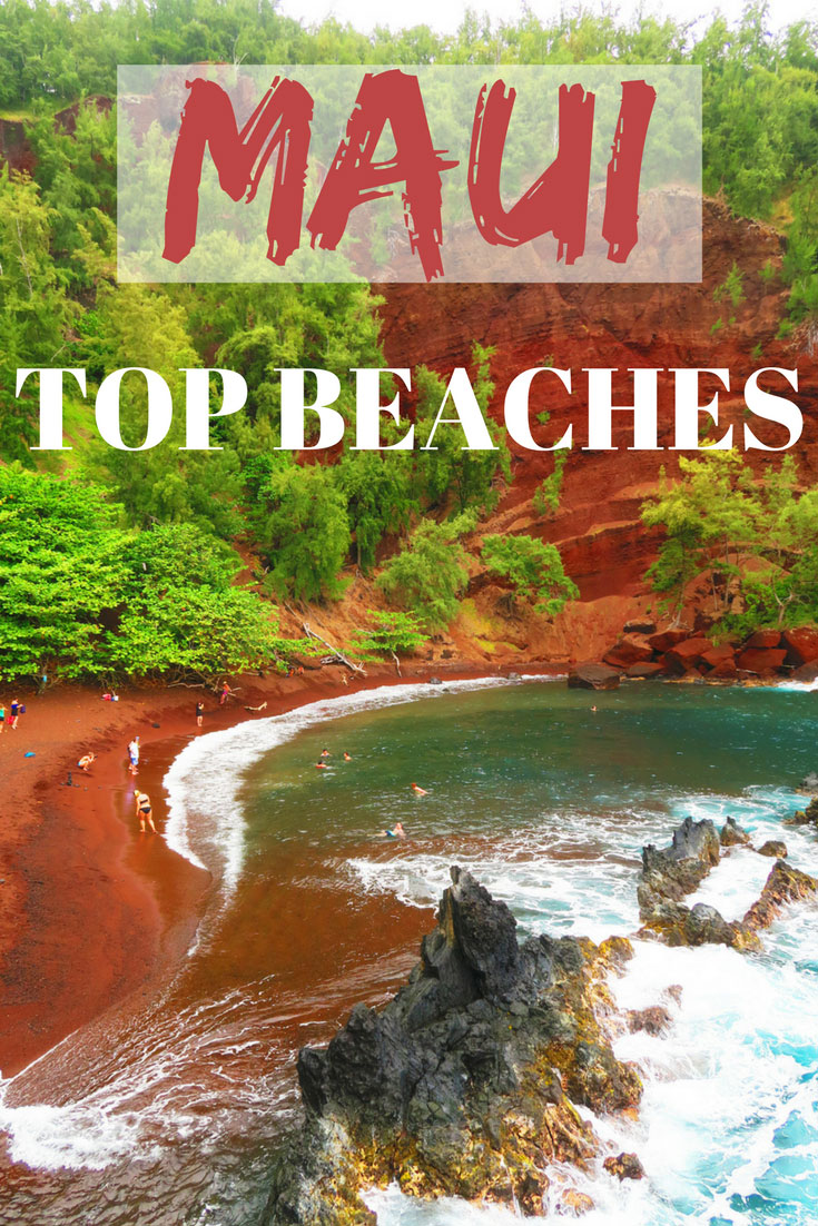 The-Best-Beaches-In-Maui-Pin