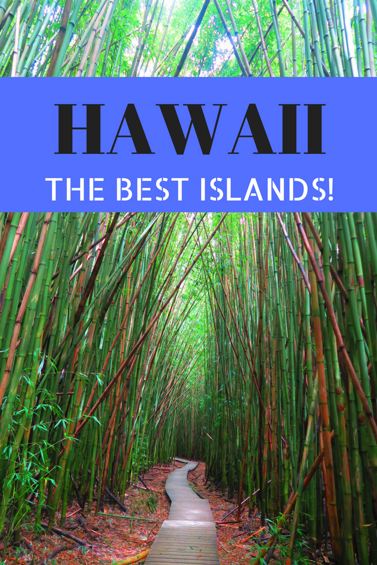 The Best Islands In Hawaii - Pin