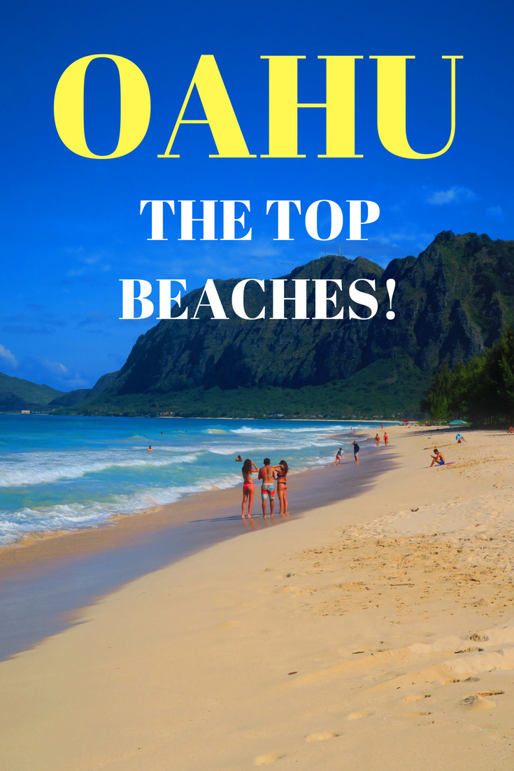The-best-beaches-in-Oahu-Hawaii-Pin