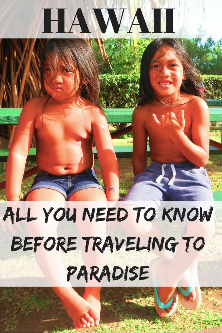 Tips-for-Traveling-to-Hawaii - Pin
