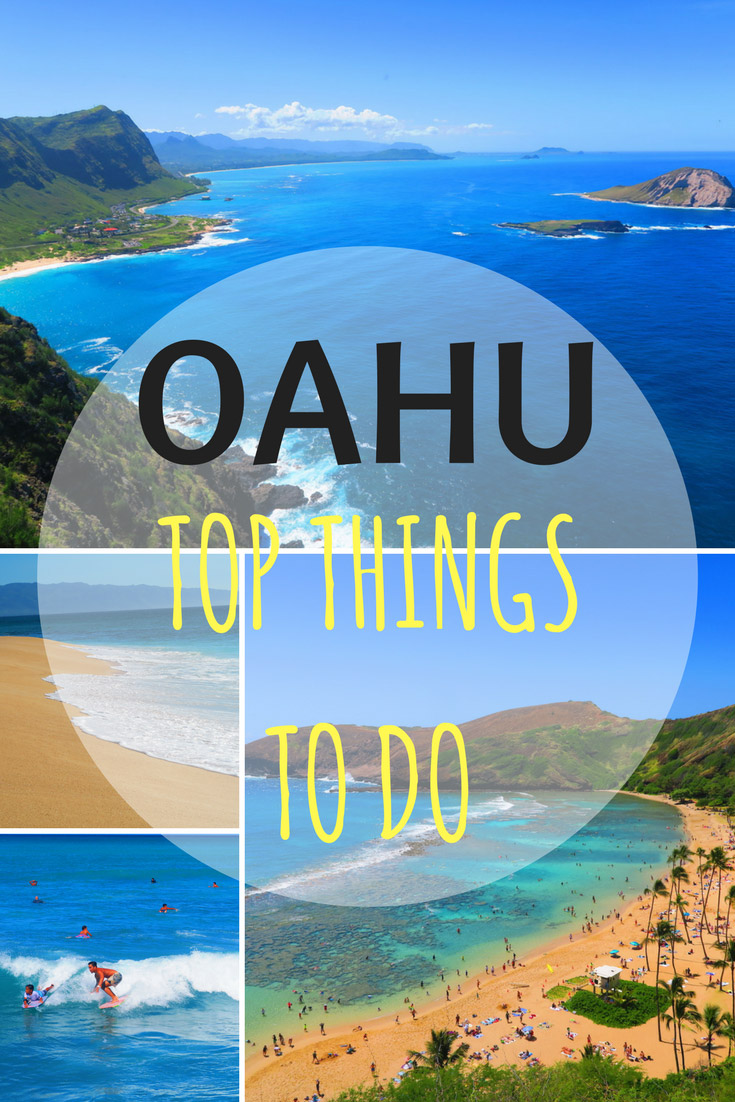 Top Things To Do In Honolulu Oahu Hawaii Travel Guide - 10 things to see and do in honolulu
