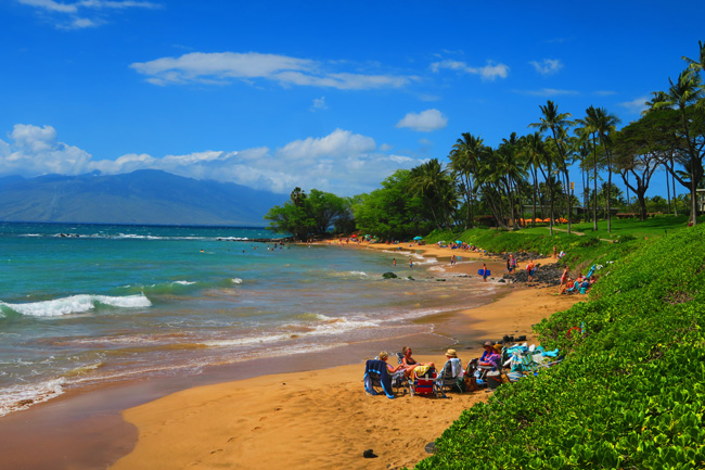 Ulua Beach 2 - Maui - Hawaii