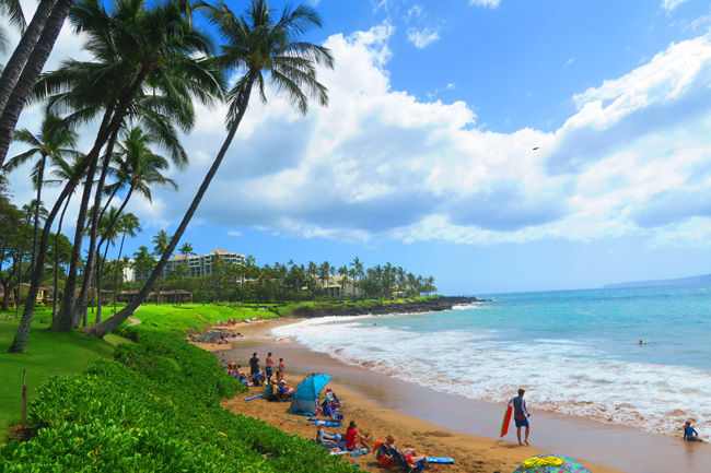 Ulua Beach - Maui - Hawaii