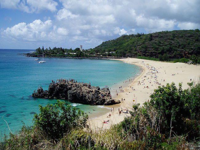 Waimea Bay Beach - Oahu - Hawaii - Travisthurston