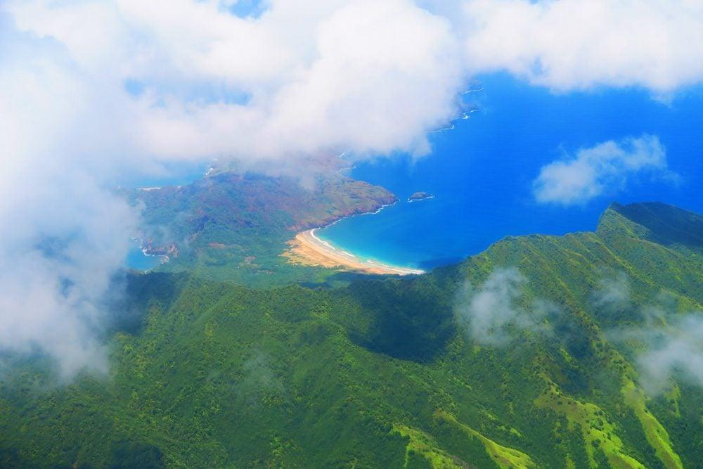 טיסות פנים אייר טהיטי - איי מרקיז מהאוויר - טהיטי - פולינזיה הצרפתית