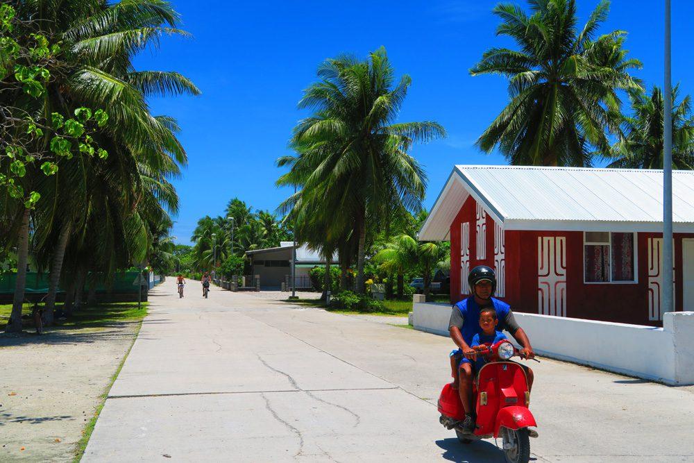 פאקאראבה - טהיטי - פולינזיה הצרפתית
