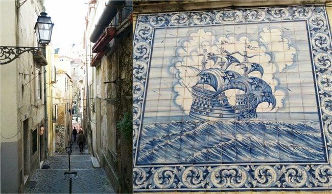 Alfama-alleys-Lisbon-Portugal