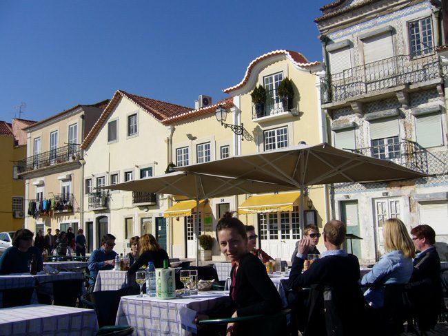 Belem restaurant - Lisbon Portugal