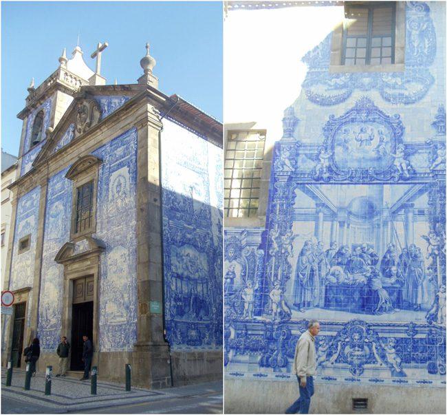 Capela das Almas - Porto - Portugal