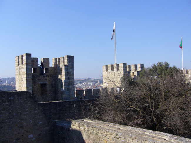 Castelo - Lisbon - Portugal