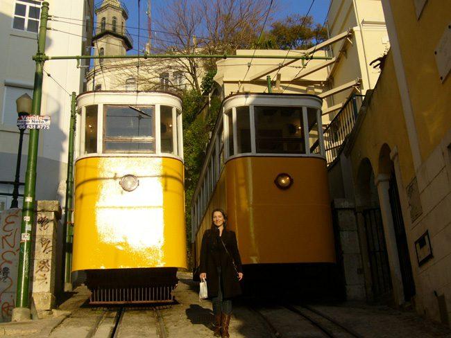 Elevador de Lavra - Lisbon Lift - Portugal