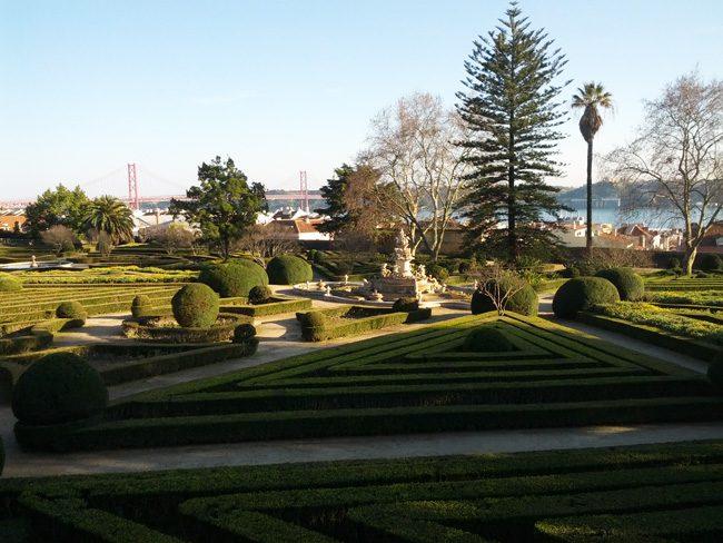 Jardim Botânico da Ajuda - Lisbon