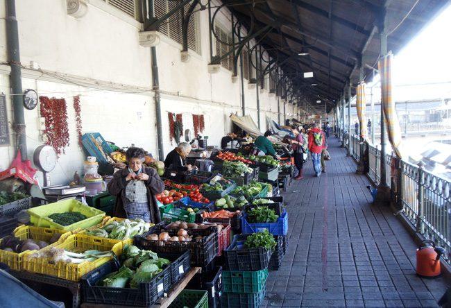 Mercado do Bolhão - Porto Market - Portugal_2