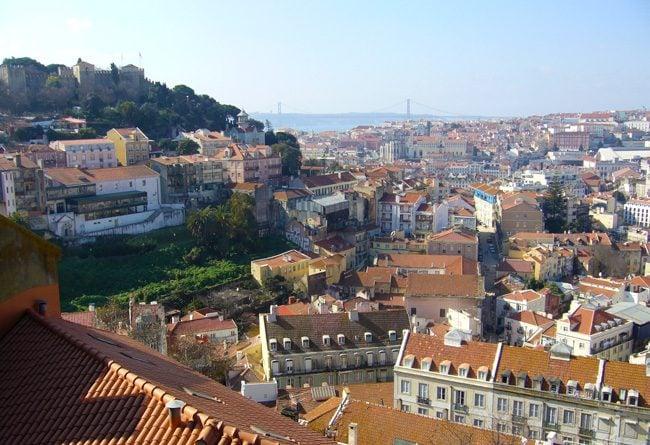 Miradouro da Graca - Lisbon - Portugal