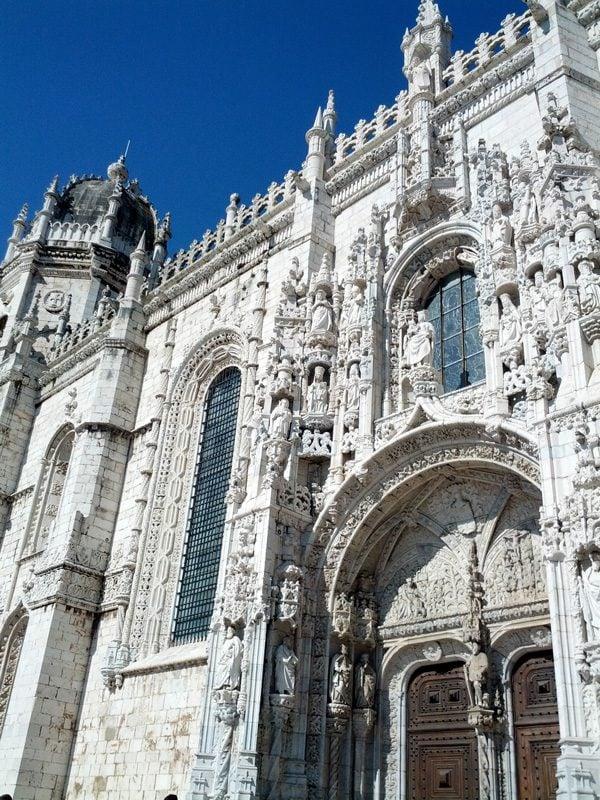 Mosteiro dos Jeronimos - Belem - Lisbon - Portugal