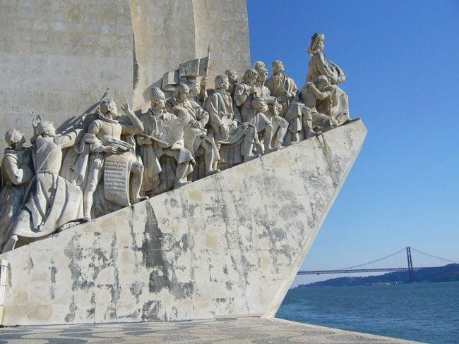 Padrao dos Descobrimentos - Prince Henry the Navigator monument - Lisbon Portugal