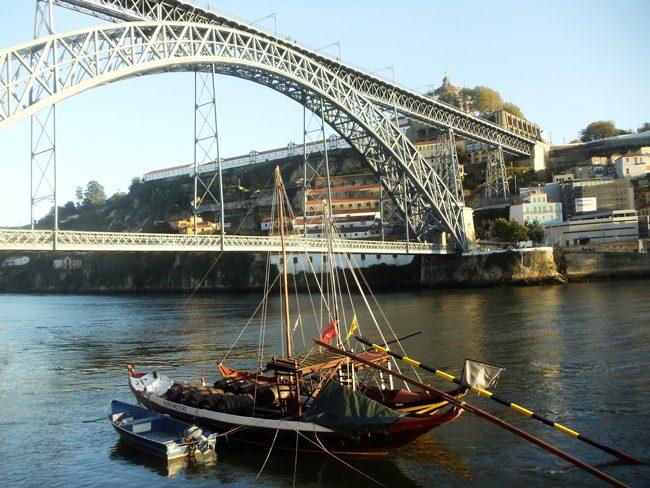 Pont Dom Luis Bridge - Porto - Portu