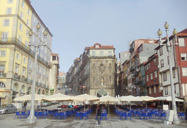 Praca Ribeira -Porto - Portugal