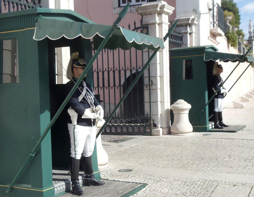Presidential Palace - Lisbon - Portugal