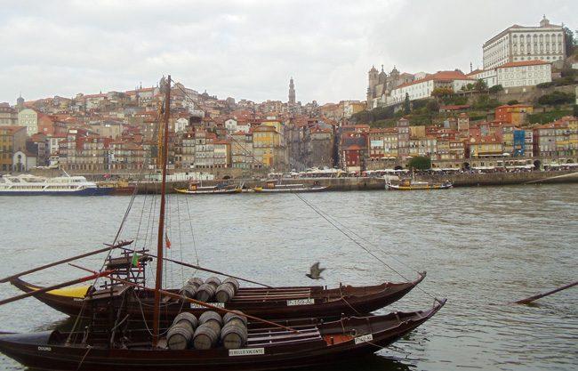 Rabelo Boat - Porto - Portugal