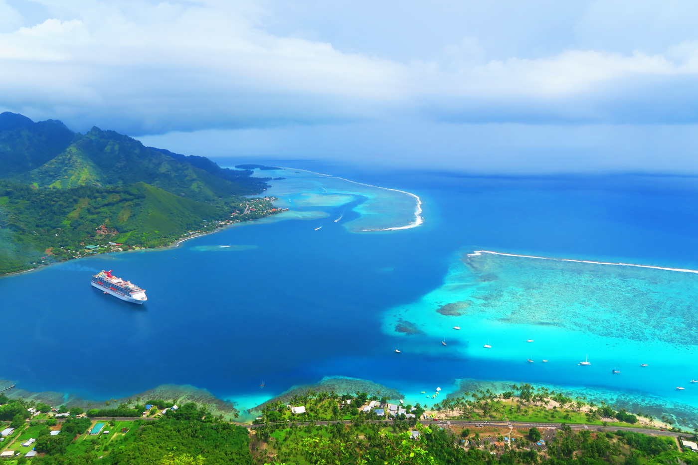 Return To Paradise Part 1 Tahiti And Moorea X Days In Y
