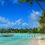 Return to Paradise - part 2 - Post Cover - Tropical Beach in Maupiti French Polynesia