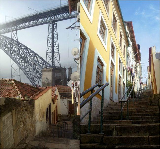 Ribeira Steps - Porto - Portugal