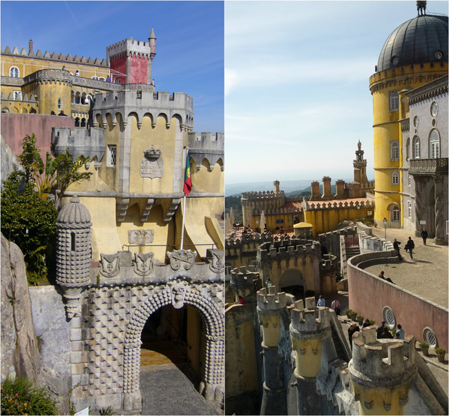 Royal Palace - Sintra - Portugal