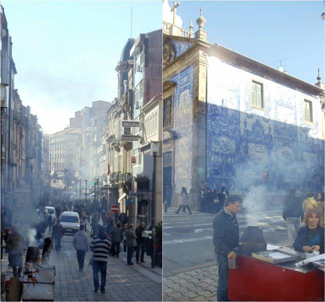 Rua de Santa Catarina - Porto - Portugal - Chestnut