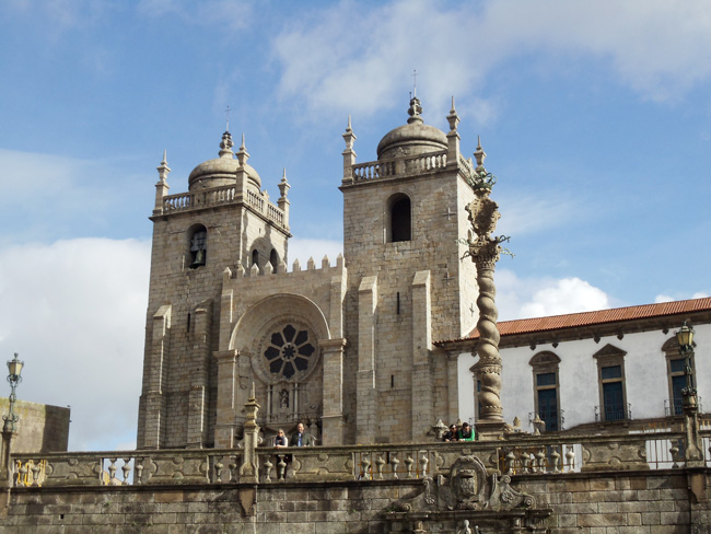 Se Cathedral Porto - Portugal