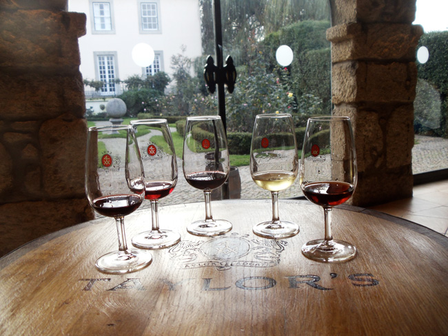 Taylors Port Wine Tour - Porto - Portugal