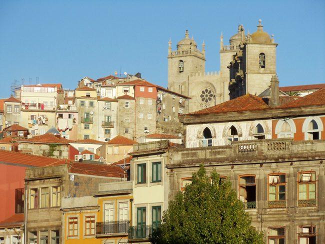 The Se Porto - Portugal