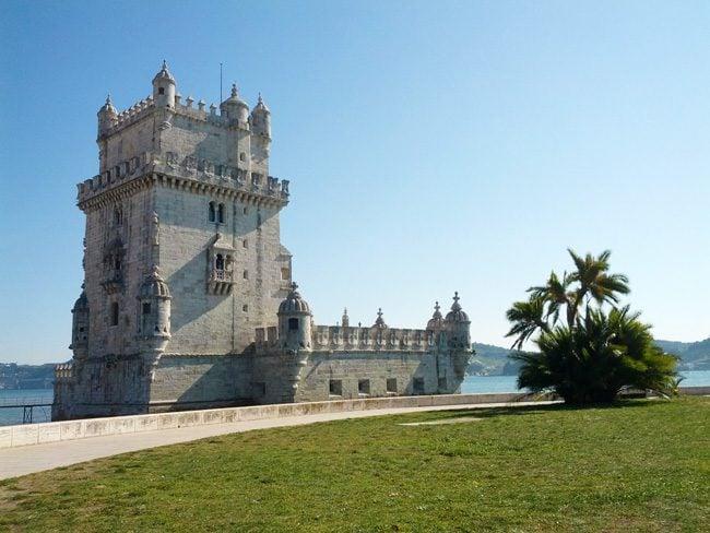 Torre de Belem - Belem Tower - Lisbon Portugal
