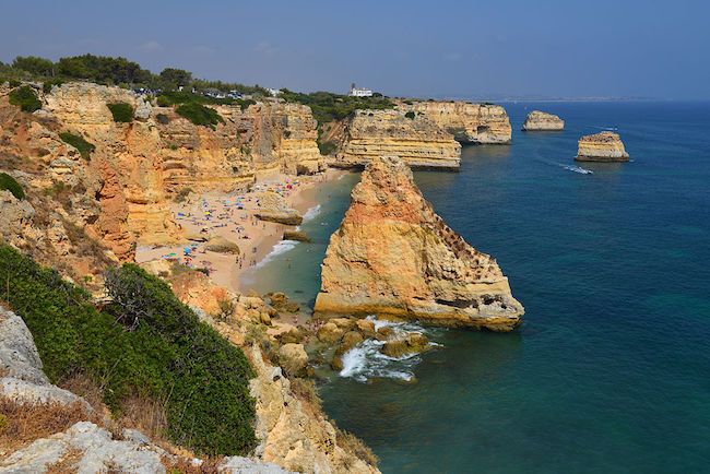 algarve coast portugal