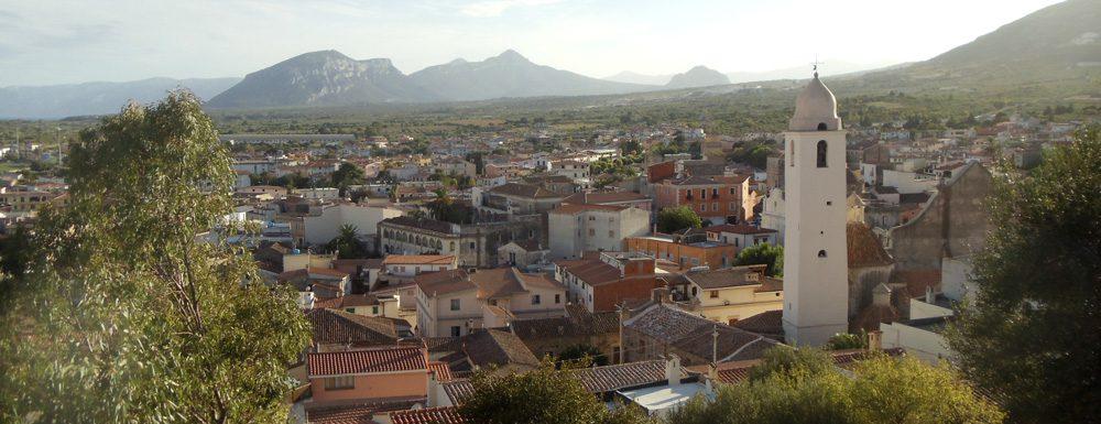 7 Days in Sardinia - Italy - Orosei Panoramic View