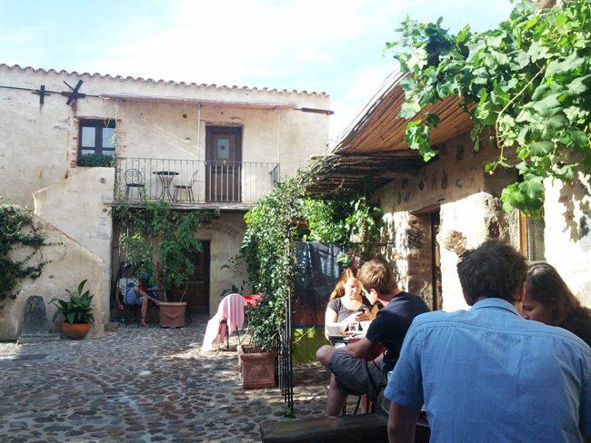 Albergo Diffuso Mannois Orosei accommodation - Sardinia