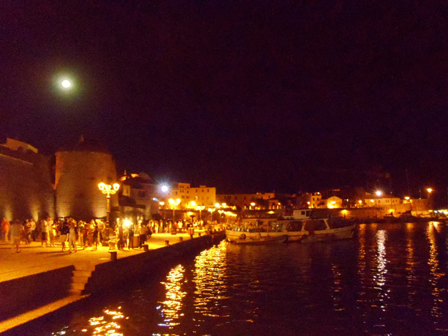 Alghero by night - Sardinia