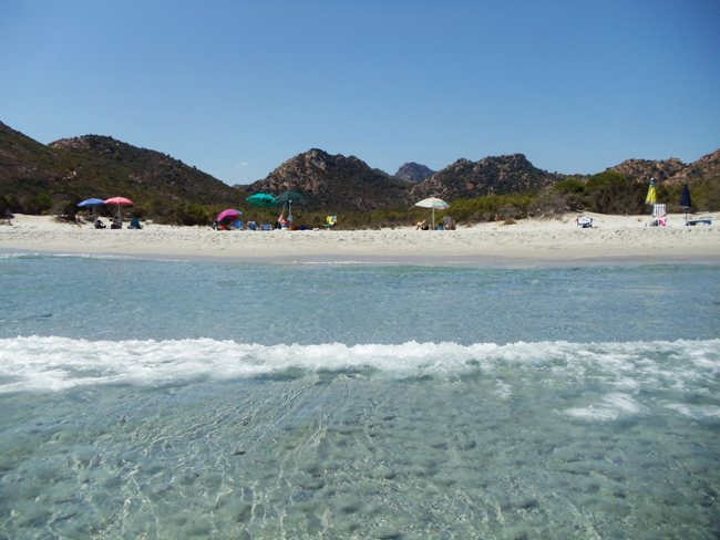 Bidderosa Beach - Sardinia